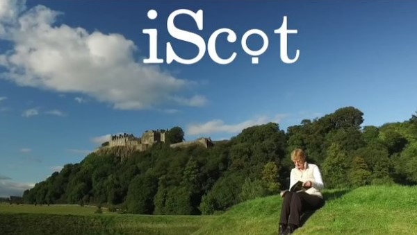 Writing for iScot Magazine, video clip, September 2017